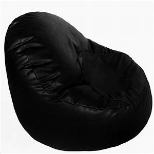 black bean bag chair gnewsinfocom With black and white bean bag chair