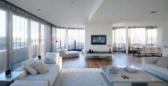 Luxurious Penthouse Dramatic Interior Best Luxury Penthouse Apartments Luxury Things