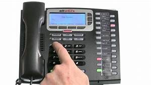 allworx end user training video 2 call basics youtube With allworx phone system manual
