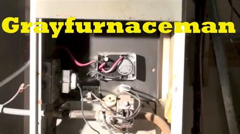 how to light a furnace how to relight the pilot on the gas furnace