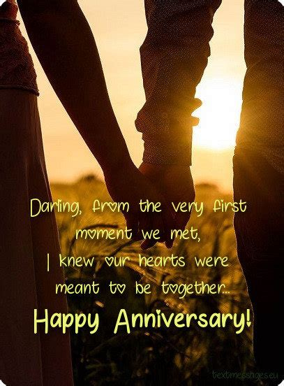 cute wedding anniversary wishes  husband  images