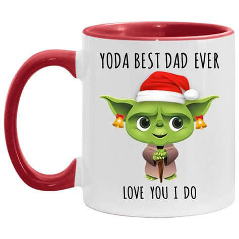 The best travel mugs need to do two things extremely well: Santa Yoda Best Dad Love You I Do Christmas Mug For Gift Dad Coffee Mugs - Awesome Tee Fashion