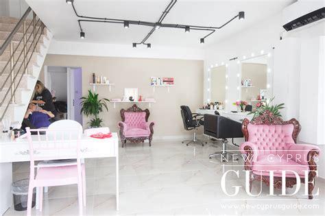 black pink luxury beauty salon  cyprus guide