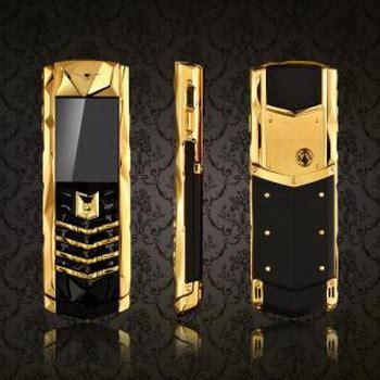 vertu signature luxury cell phone gold platinum