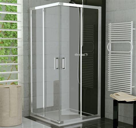Duschkabine Eckeinstieg 70 X 70 Schiebetür Dusche Mit