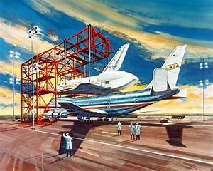 NASA Space Shuttle Concept Art (page 2) - Pics about space