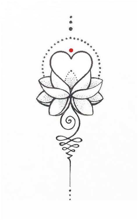 Heart Design | Unalome tattoo, Dot tattoos, Tattoo drawings