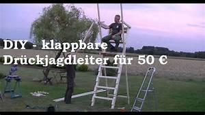 Rasenkehrmaschine Selber Bauen : bauanleitung ansitz und dr ckjagdleiter f r j ger youtube ~ Watch28wear.com Haus und Dekorationen