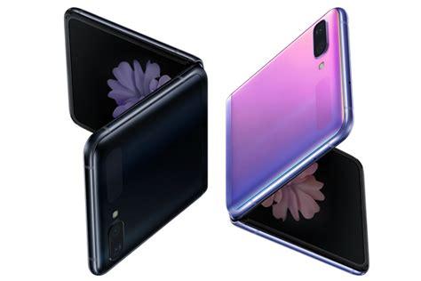 samsung unveils   foldable phone galaxy  flip