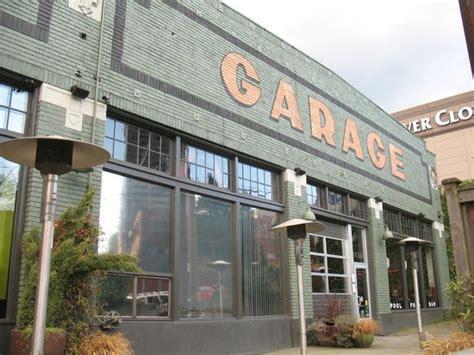 garage seattle the garage seattle downtown menu prices restaurant