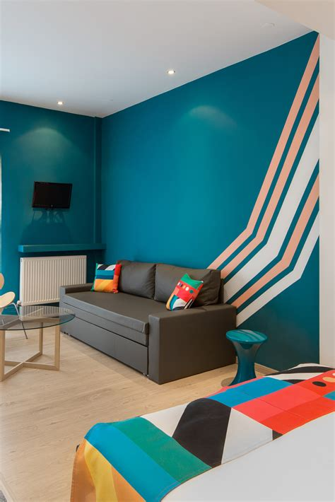 colors rooms apartments thessaloniki