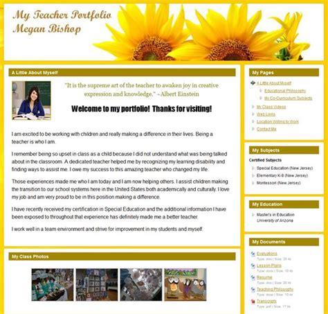 55 Best Images About Teacher Portfolio Ideas On Pinterest