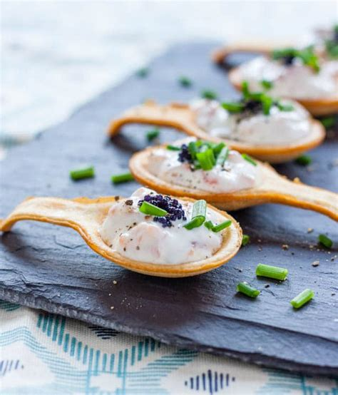 what does canape recipe simple delicious smoked salmon canapés fuss
