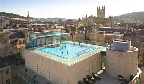 Bath Spa by Britain S Original Thermal Spa In Bath Thermae Bath Spa