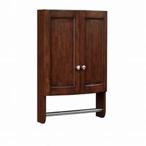 Allen roth moravia 25 in h x 22 in w x 813 in d sable for Kitchen cabinets lowes with john deere wall art