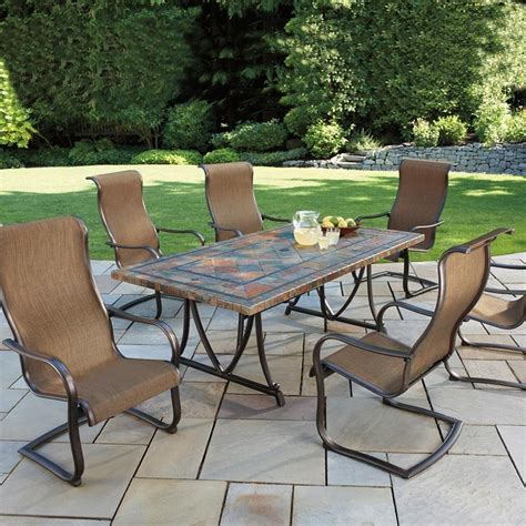 costco outdoor patio furniture patio sets on costco images about desain patio review