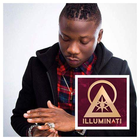 in illuminati reavealed stonebwoy has joined the illuminati here are