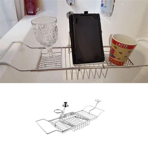 bath tub racks shower organizer bathtub caddy tray