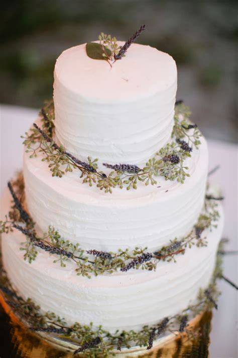 boho wedding cake intimate cakes lavender bohemian simple theme weddings lavander publix bridal casamento dresses dress pastel bolos decorations