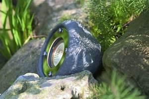 Eclairage Basse Tension : rocher spot basse tension 12v easy connect etna eclairage ~ Edinachiropracticcenter.com Idées de Décoration