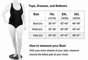 17  Clothing Size Chart Templates