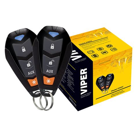 Viper Way Car Security Remote Start System