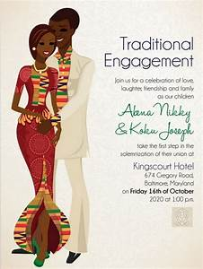 165 best images about ghana on pinterest stew africa With south african traditional wedding invitations templates
