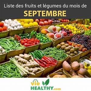 Fruits De Septembre : liste des fruits et l gumes de saison cultiv s en france en septembre ~ Melissatoandfro.com Idées de Décoration