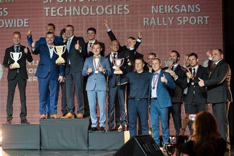 Svinīgā un krāšņā ceremonijā notikusi LAF čempionātu ...