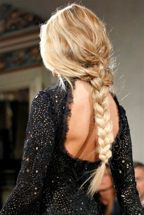 Girly and Chic Braids For Long Hair Ideas   Be Modish