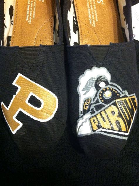purdue university toms  etsy  purdue university