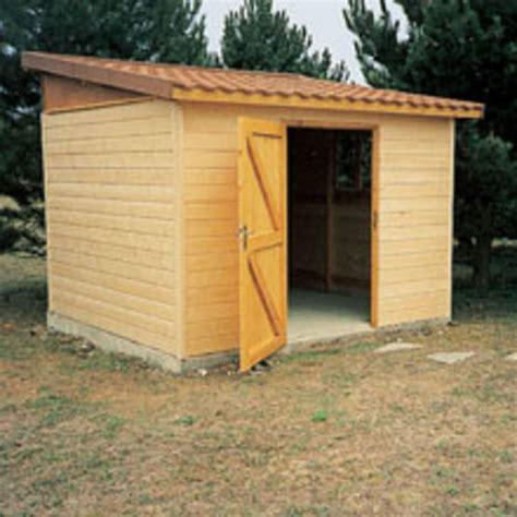 abri de jardin d 233 montable 224 ossature bois abri de jardin les abris martin