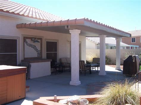 Patio Covers Las Vegas Nv by Solid Alumawood Patio Cover From Proficient Patio Covers