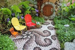 Beneath the ferns Fairy houses, fairy gardens