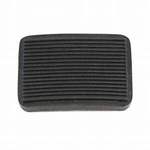 Red Hound Auto Brake Pedal Or Clutch Pad Compatible With