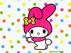 My Melody Wallpaper - My Melody Wallpaper (5997908) - Fanpop