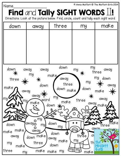 931 best images about sight words k 2 on sight