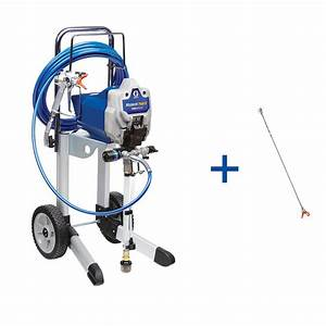 Wagner Airless Sprayer Plus : graco truecoat plus ii airless paint sprayer 16n659 the ~ Dailycaller-alerts.com Idées de Décoration