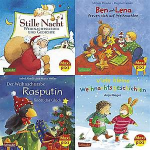 Pixi Bücher Weihnachten : pixi b cher maxi pixi serie 20 weihnachten mit maxi pixi ~ Buech-reservation.com Haus und Dekorationen