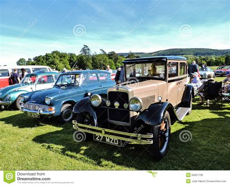 Vintage Cars At The Local Motor Club Show. Editorial Stock Image Pictures Of Antique Oak Dressers Chesterfield Sofa Green How To Stainless Steel Painted Furniture Ideas Antiques Elm Hill Norwich Steiff Teddy Bear Value Cupboard Handles Australia White Closet Shelves