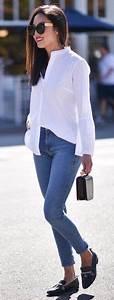 Las 25 mejores ideas sobre Outfit Blusa Blanca en Pinterest y mu00e1s | Outfit verano Ropa casual y ...