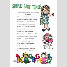 689 Best Images About Esl Worksheets Of The Day On Pinterest  Present Perfect, Irregular Verbs