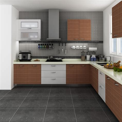 modular kenya project simple  shaped small kitchen