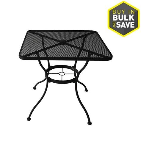 picnic table with umbrella hole 30 inch round patio table with umbrella hole modern