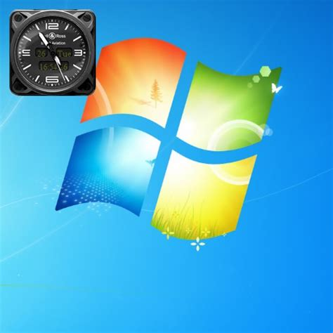 horloges windows 7 gadgets à télécharger gratuitement