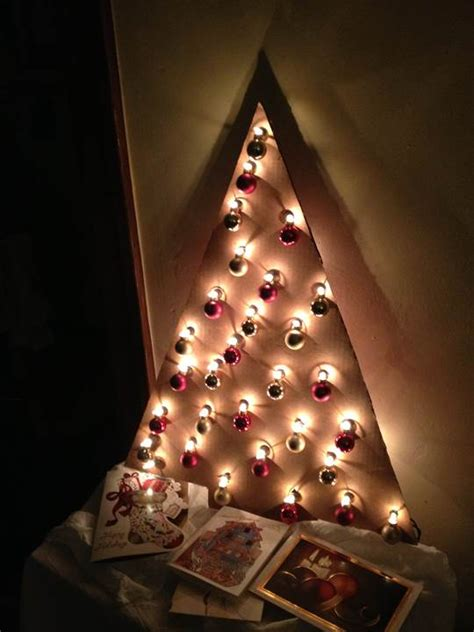 christmas tree out of cardboard ten diy christmas trees that reuse recycle upcycle and 7510