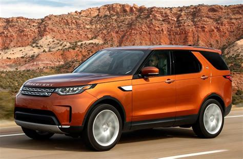Modifikasi Land Rover Discovery by Bedah Fitur Pintar All New Land Rover Discovery Autos Id