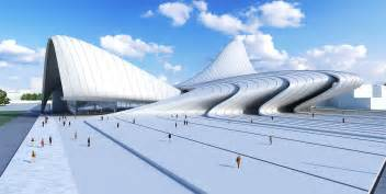 Zaha Hadid Architects Images & Pictures - Becuo