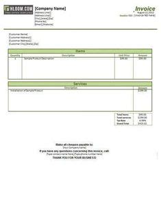 quotation template goa invoice template word