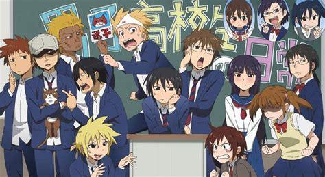 bosan tonton aja  anime kocak  dijamin bisa bikin